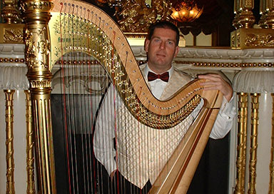 Peter Ball - Harpist