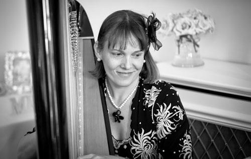 Virginia Longford - Harpist