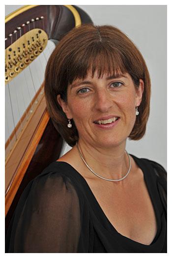 Kate Jones - Harpist