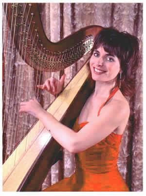 The Surrey Harpist - Harpist