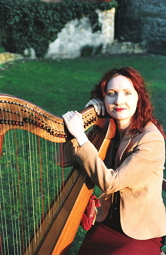 The Kent Celtic Harpist - Celtic Harpist