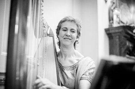 Mary Chester - Harpist