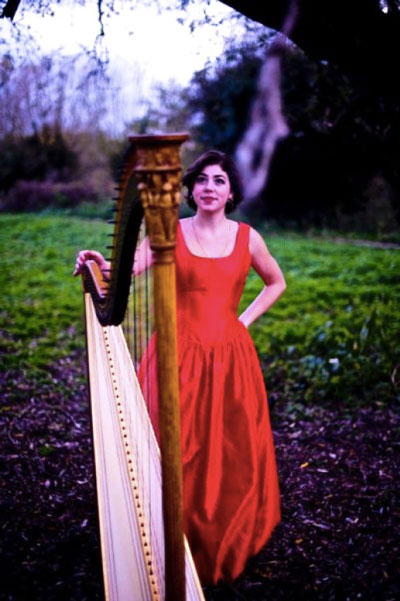 Kate Hereford - Harpist