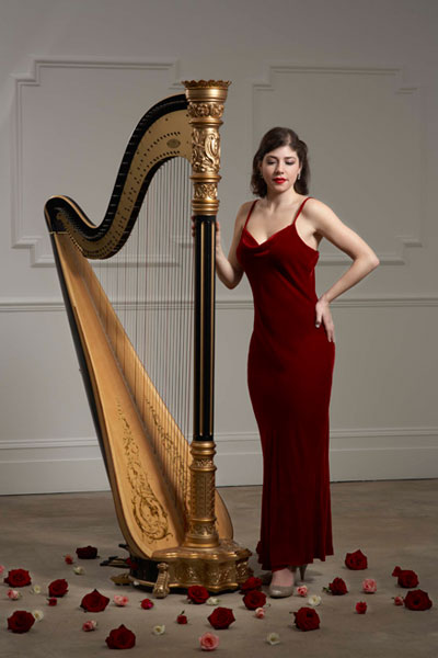 Kate Hereford - Harpist