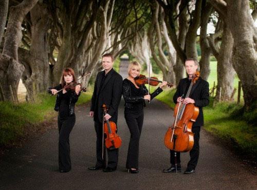 The Northern Ireland String Quartet - String Quartet