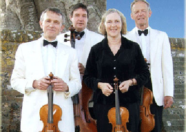 The Dorset String Quartet - String Quartet