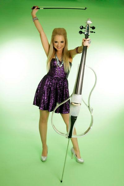 Lyn Mayfield - Solo Electric Cellist