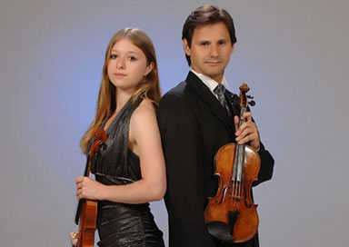 The Ficco Duo - Violin Duo