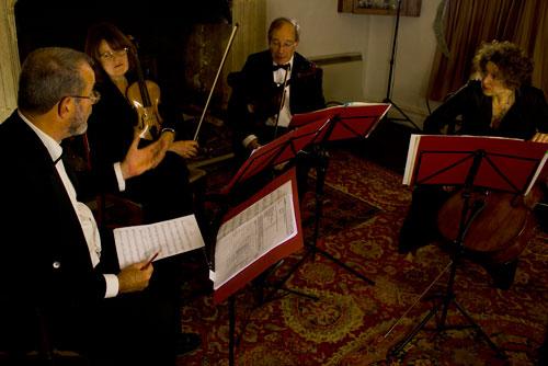 The Sulis String Quartet - String Quartet