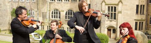 The North Wales String Quartet - String Quartet