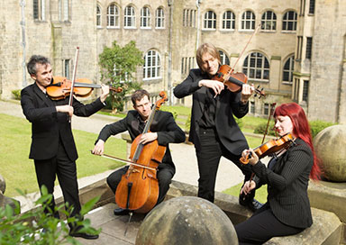 The North Wales String Quartet - String Quartet