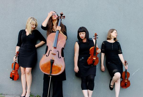 Glimmer Strings - String Quartet & Trio