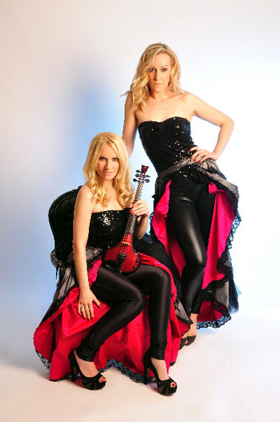 Ice Blue Strings - Electric Violin Duo