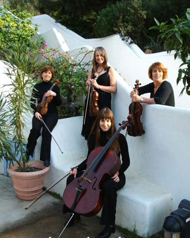 The Cornwall String Quartet - String Quartet