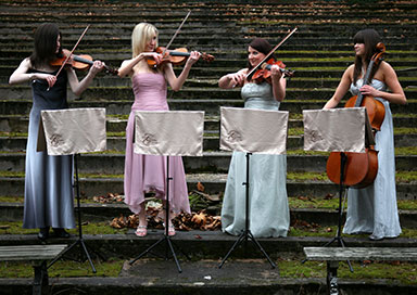 The Chanson Quartet - String Quartet