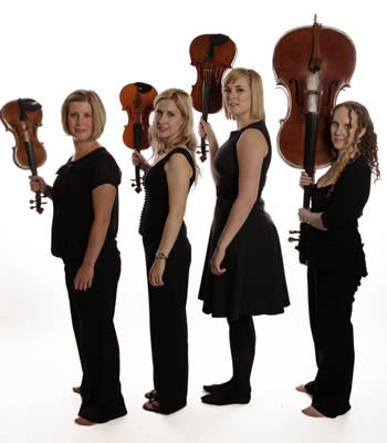 Rhos Strings - String Quartet
