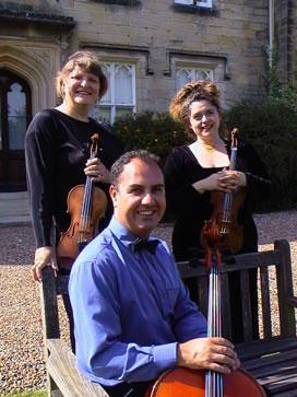 The Romantic String Trio - String Trio