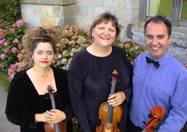 The Romantic String Trio - String Trio