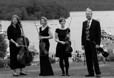 The Cumbria String Quartet - String Quartet