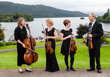 The Cumbria String Quartet - String Quartet
