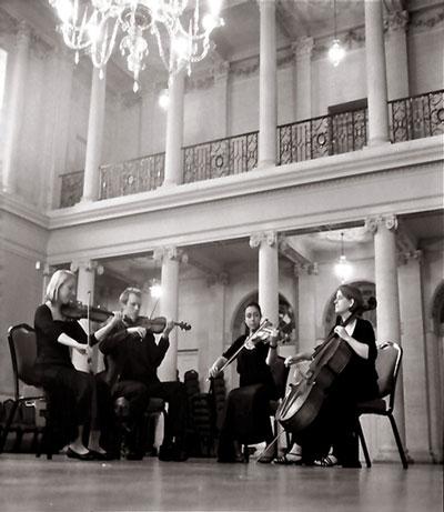 The Xenia String Quartet - String Quartet, Trio & Duo