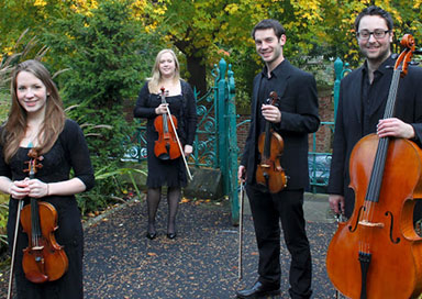 The Cheshire String Quartet - String Quartet, Trio & Duo