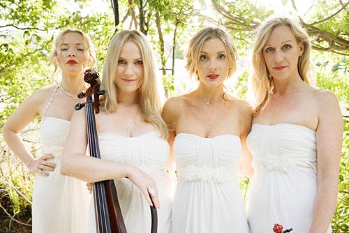 Galaxy Electric String Quartet - Electric String Quartet