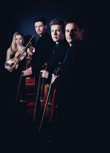 The Iceni String Quartet - String Quartet & Trio