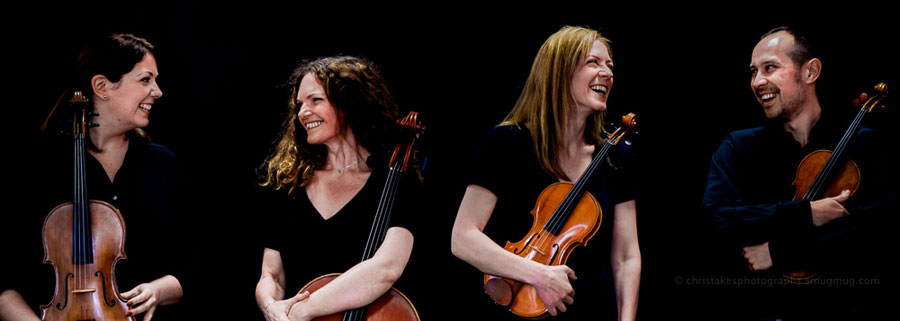 The Derby String Quartet - String Quartet & Trio