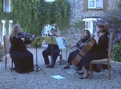 The Southampton String Ensemble - String Quartet & Trio