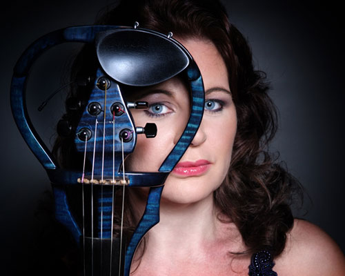 Josephine Booth - Solo Electric Violinist