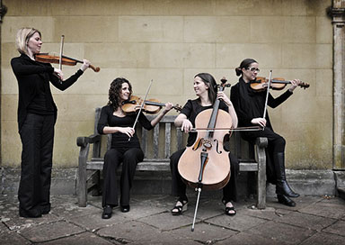 The Allegro String Quartet - String Quartet