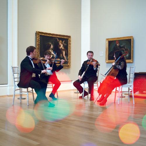 The Antrim String Quartet - String Quartet & Trio