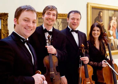 The Antrim String Quartet - String Quartet & Trio