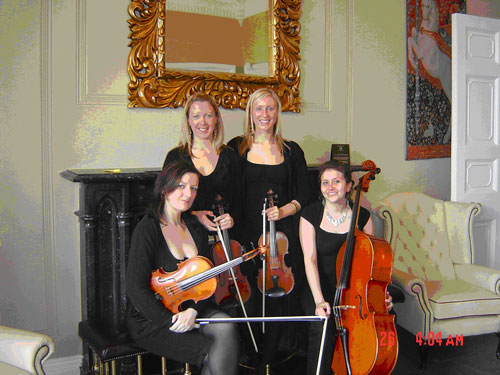 The Glasgow String Ensemble - String Quartet