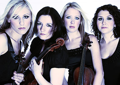 The Glasgow String Ensemble - String Quartet