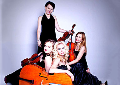 The London String Ensemble - String Quartet & Trio