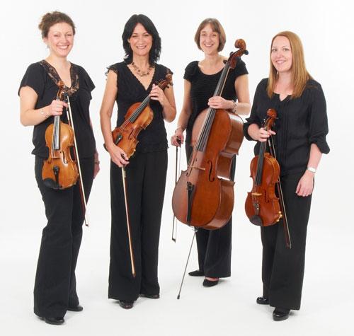 The Midlands String Ensemble - String Quartet & Trio