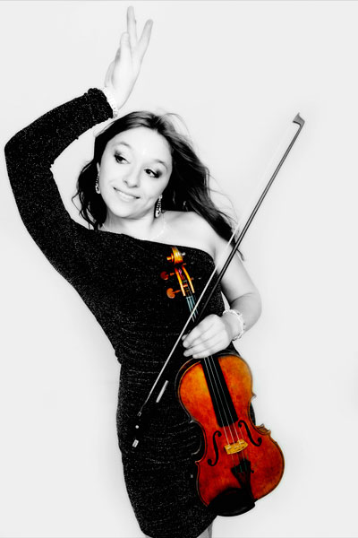 The Bollywood Violinist - Solo Bollywood Violinist