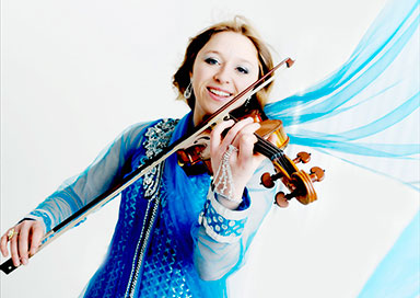The Bollywood Violinist picture