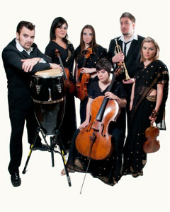 The Bollywood String Quartet - Bollywood String Quartet