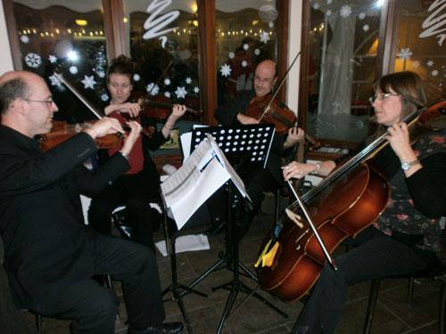 The Swansea String Quartet - String Quartet