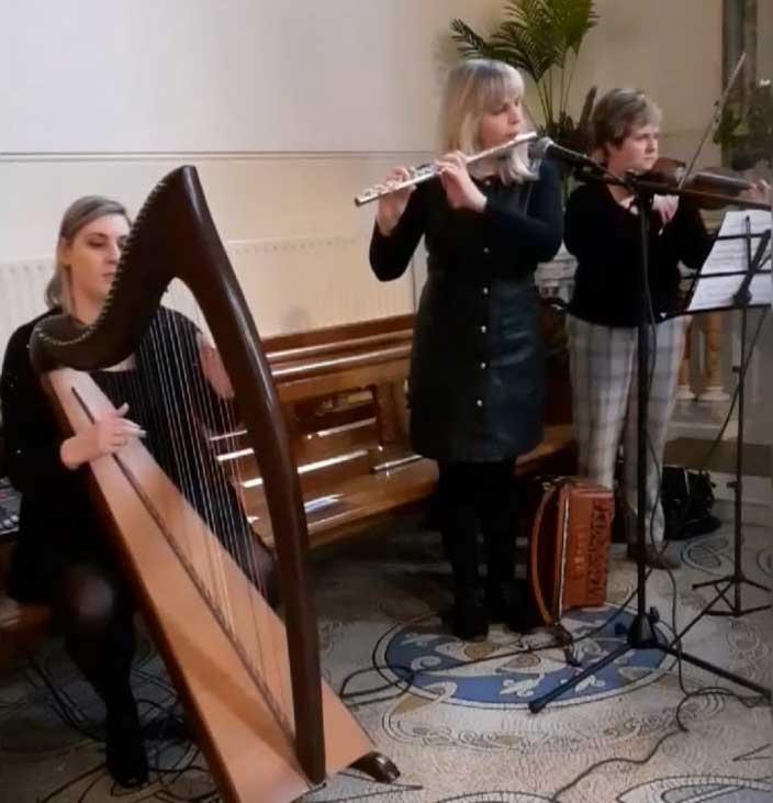The Irish Wedding Ceremony Trio - Piano & Vocals Trio