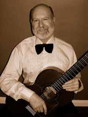 Barney Knight - Spanish Guitarist