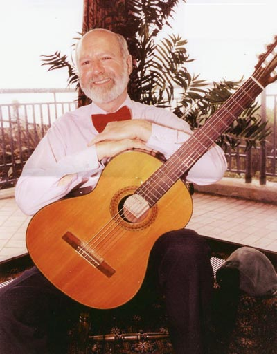 Barney Knight - Spanish Guitarist