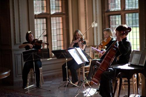 The Manchester String Ensemble - String Quartet, Trio & Duo