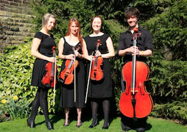 The Manchester String Ensemble - String Quartet, Trio & Duo