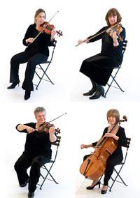 The Aeolian String Quartet - String Quartet