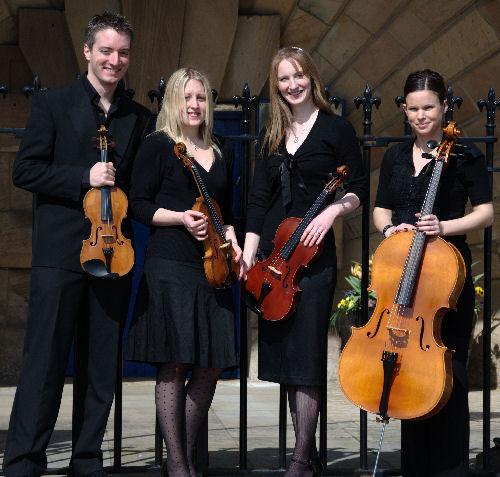 The Merlin String Quartet - String Quartet
