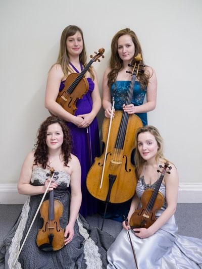 The Wedding String Quartet - String Quartet, Trio & Duo